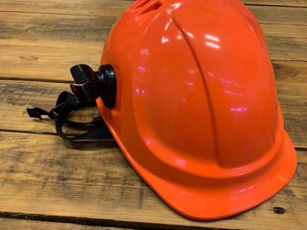 Helmlampenhalter für den Bauhelm